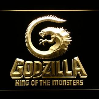 Godzilla King of the Monsters neon sign LED