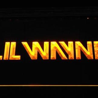Lil Wayne neon sign LED