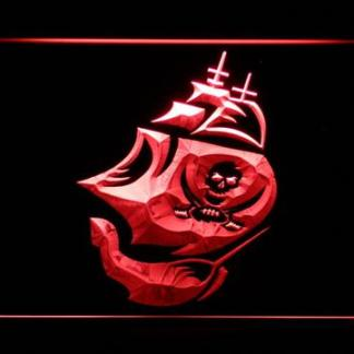 Tampa Bay Buccaneers 1997-2013 Ship - Legacy Edition neon sign LED