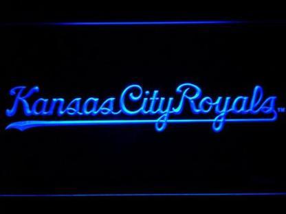 Kansas City Royals 1969-2001 - Legacy Edition neon sign LED