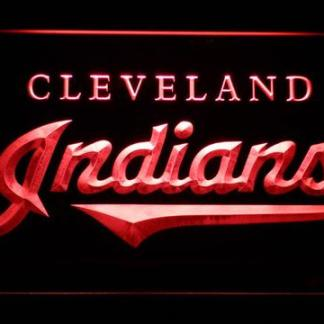 Cleveland Indians 1994-2011 - Legacy Edition neon sign LED