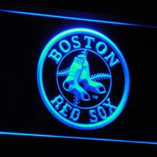 Boston Red Sox neon sign LED