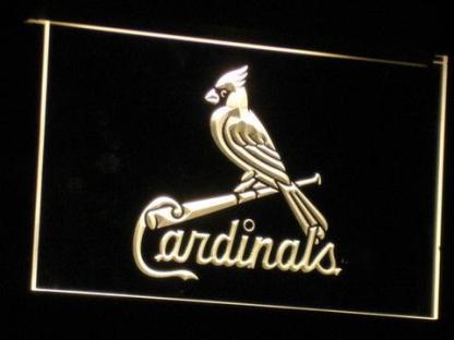 St. Louis Cardinals neon sign LED