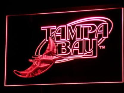 Tampa Bay Rays 2001-2007 - Legacy Edition neon sign LED
