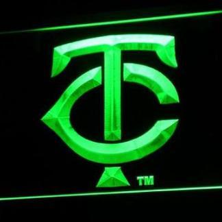 Minnesota Twins 2 neon sign LED
