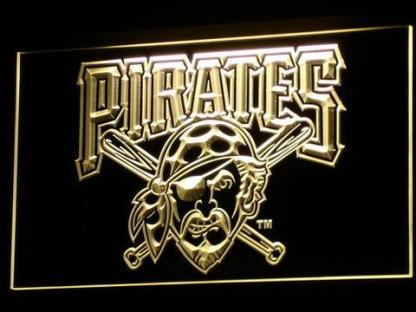 Pittsburgh Pirates - Legacy Edition neon sign LED