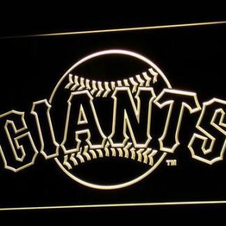 San Francisco Giants neon sign LED