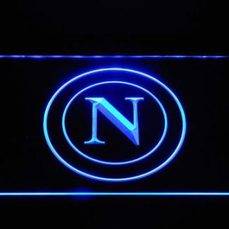 S.S.C. Napoli neon sign LED