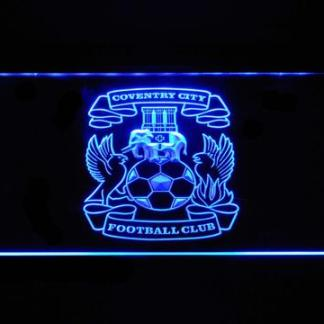 Coventry City F.C. neon sign LED