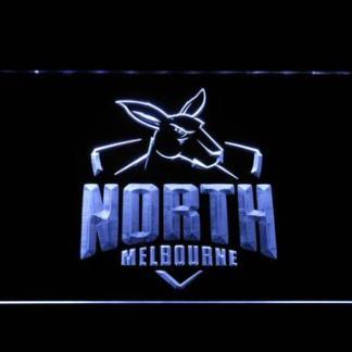 North Melbourne Kangaroos neon sign LED