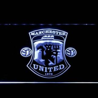 Manchester United Football Club Shield neon sign LED