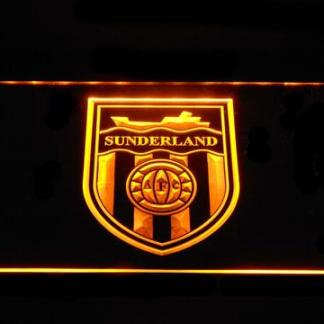 Sunderland AFC - Legacy Edition neon sign LED