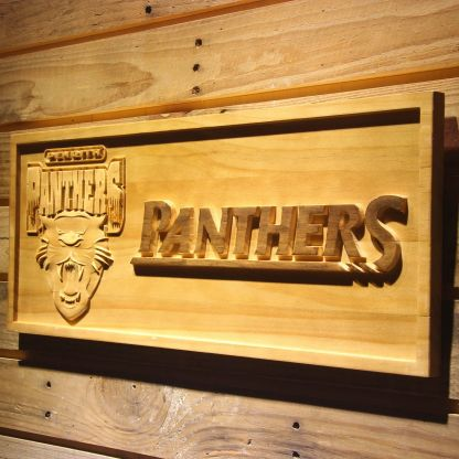 Penrith Panthers Wood Sign neon sign LED