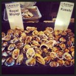 Oysters + Octoberfest = Oystoberfest