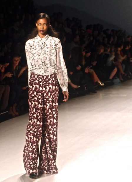Noon By Noor, MBFW14, NYFW, Doost, Fashion Week, Fall collection,