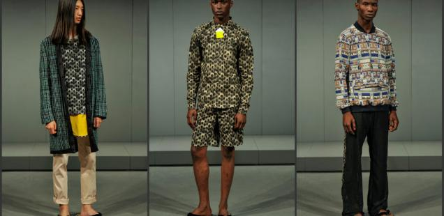 Lucia Castro Inspires Men's Fashion Week with his Nollywood SS16 Collection