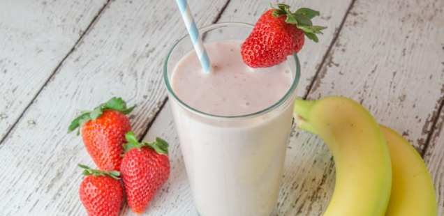 Afternoon Energy Booster Smoothie Recipe