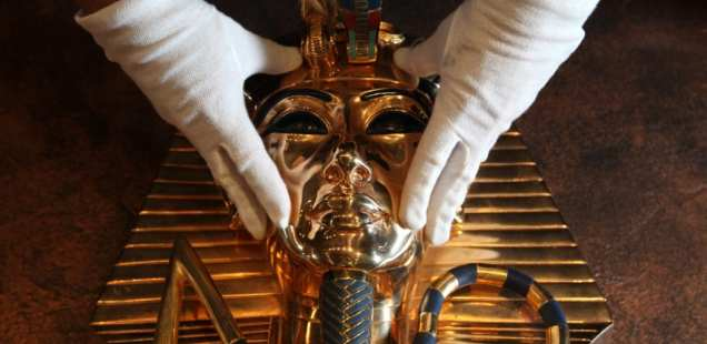 The Return of King Tutankhamun // The Discovery of King Tut and the NYC Exhibition