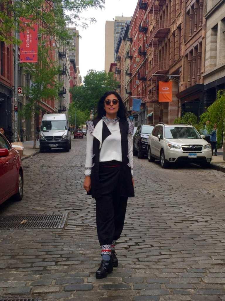 Indonesian fashion, iwan tirta, doost, soho nyc