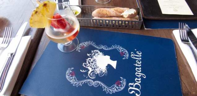 A Taste of France in NYC at Bagatelle | Top ➂ Reasons To Experience