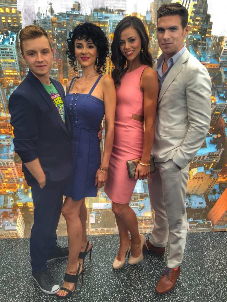 TMNT2 premiere, Layla Alizada, Noel Fisher, doost, What The Doost
