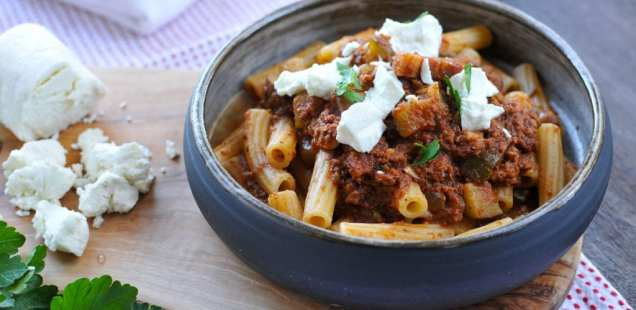 The Traditional Italian Recipe to Rigatoni Bolognese