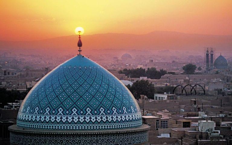 jame-mosque-of-yazd-iran
