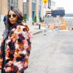The Epitome of NYC Chic by Laquan Smith with Juana Grant NYFW│FW17
