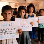 Join Me & the United Nations in Making A Difference On World Humanitarian Day · #NotATarget