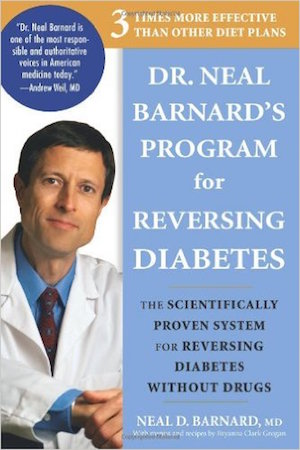 neal barnard's program for reversing diabetes