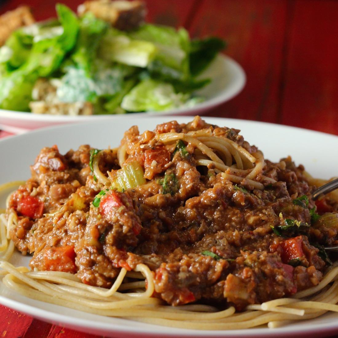 Spaghetti Bolognese8