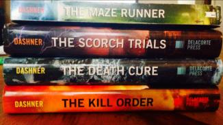 2. The Maze Runner by James Dashner