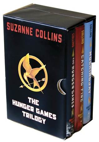 6. The Hunger Games by Suzanne Collins