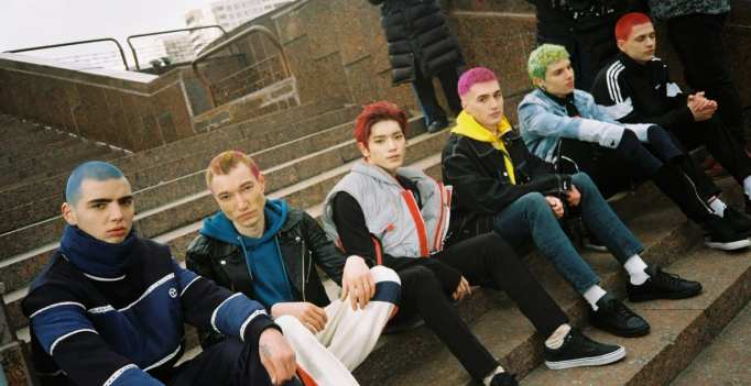 NCT U Drops Behind-The-Scenes Pictures From MV Shoot In