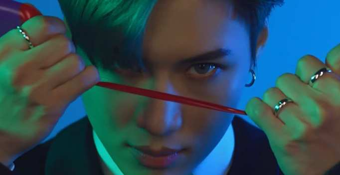 WATCH: SHINee's Taemin Goes Dark In MV For Japanese Title