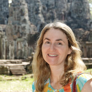 Andrea-Rivers Singapore-based Naturopath