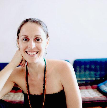 Amber Sawyer Satsanga Singapore