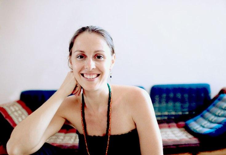 Amber Sawyer of Satsanga Singapore