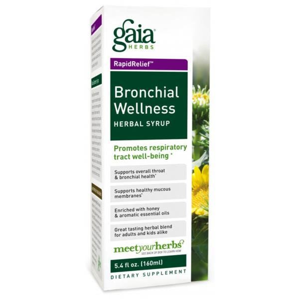 Gaia Bronchial Wellness
