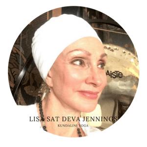 Lisa Sat Deva Jennings Kundalini Yoga Teacher