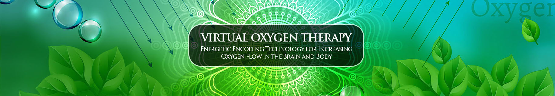 Virtual Oxygen Therapy