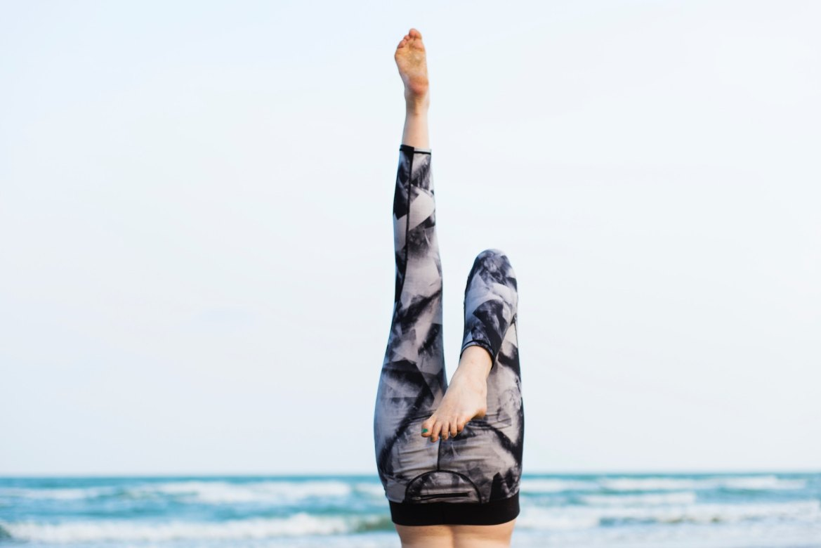 Yoga poses for that youthful glow