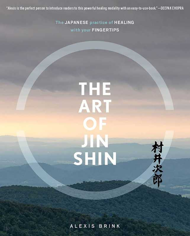 Art of Jin Shin by Alexis Brink (book review)