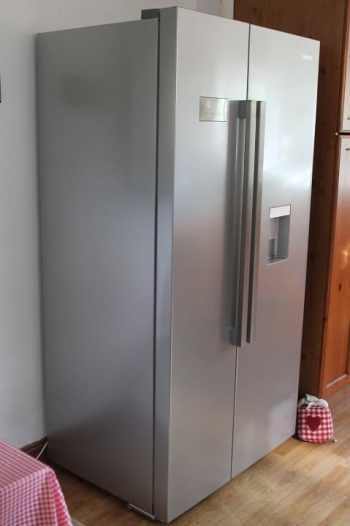 Review: Beko ASD241 American Style Fridge Freezer