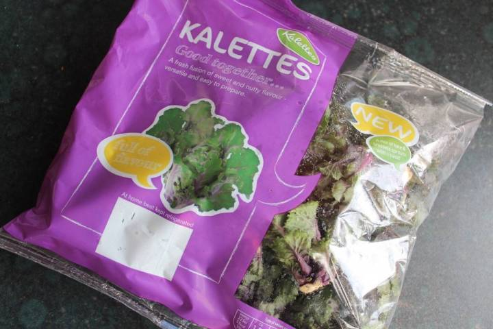 An Evening with a Brand New Vegetable - Kalettes!