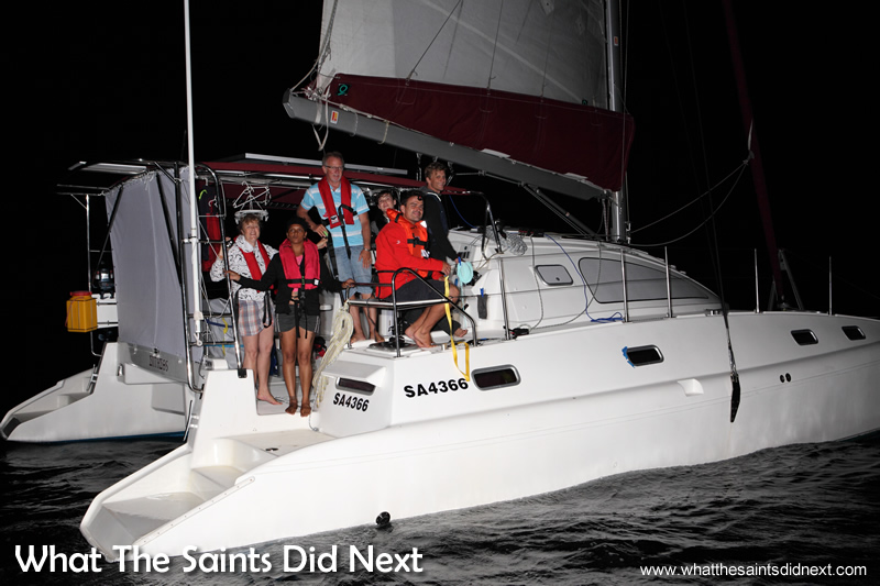 Governor's Cup Yacht Race 2014, yacht Entheos.