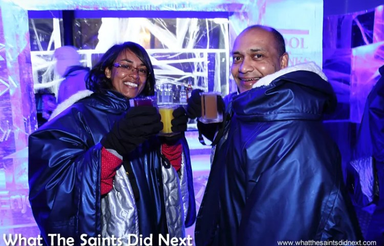 Icebar London – Quite Literally The Coolest London Experience