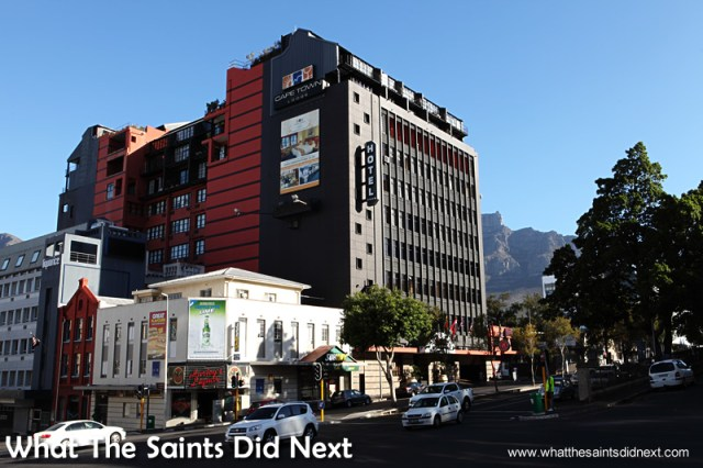 Cape Town Lodge Hotel, 101 Buitengracht Street, Cape Town, Western Cape, 8001, South Africa.