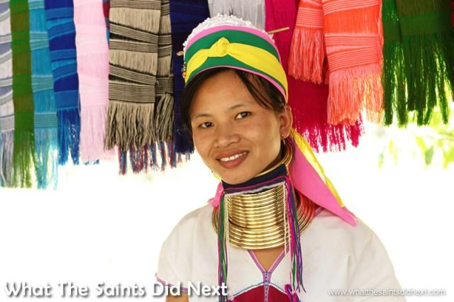 The Karen Long Neck tribe.