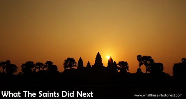 150526 Angkor sunrise 13